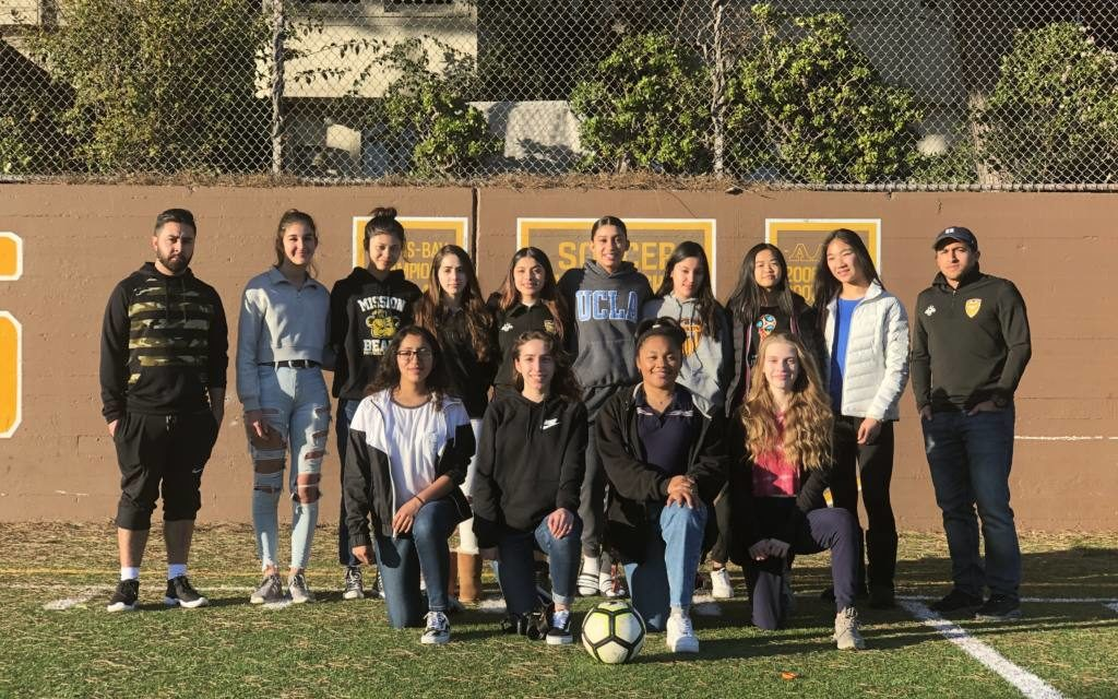 Mission High girls' soccer team goes for statement win vs. powerhouse Lowell